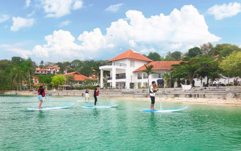 Nongsa Point Marina & Resort